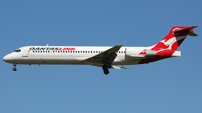 VH-NXI - Boeing 717-2K9 - QantasLink