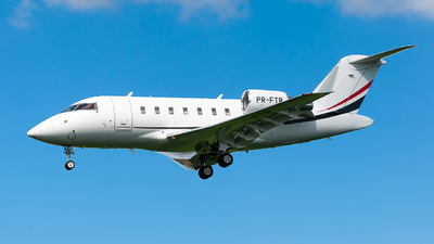 A picture of PRFTR - Bombardier Challenger 605 - [5915] - © Rubem Moreira