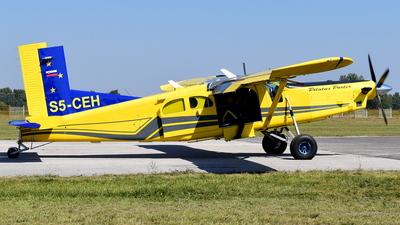 S5-CEH - Pilatus PC-6/B2-H4 Turbo Porter - Private