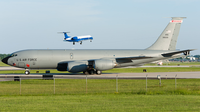 63-8029 - Boeing KC-135R Stratotanker - United States - US Air Force (USAF)