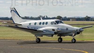 VH-MWF - Beechcraft 90 King Air - Private