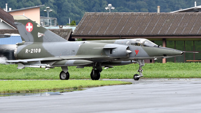 R-2109 - Dassault Mirage 3R - Private