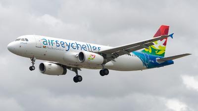 S7-SIL - Airbus A320-232 - Air Seychelles