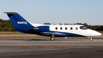 N99VS - Raytheon Hawker 400XP - Private