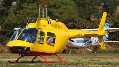 G-SUET - Bell 206B JetRanger II - Private