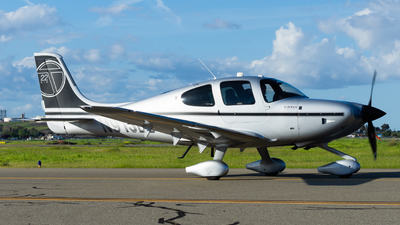 N913DB - Cirrus SR22T-GTS - Private
