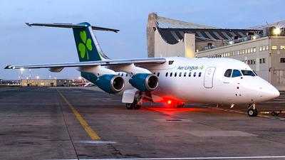 EI-RJI - British Aerospace Avro RJ85 - Aer Lingus