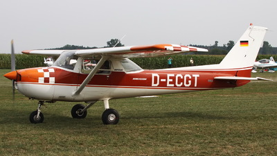 D-ECGT - Reims-Cessna FA150K Aerobat - Private