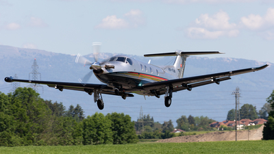 HB-FVA - Pilatus PC-12/47 - Fly 7 Executive Aviation