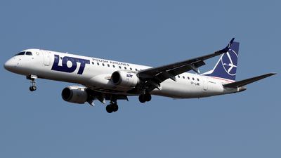 SP-LNK - Embraer 190-200IGW - LOT Polish Airlines
