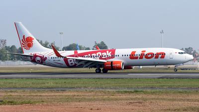 PK-LHH - Boeing 737-9GPER - Lion Air
