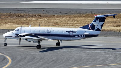 N111AX - Beech 1900C-1 - Alaska Central Express (ACE)