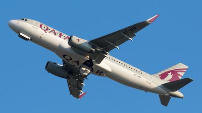 A7-AHX - Airbus A320-232 - Qatar Airways