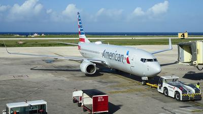 N851NN - Boeing 737-823 - American Airlines