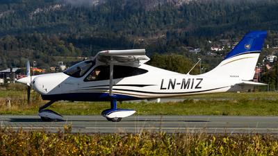 LN-MIZ - Tecnam P2008JC - Værnes Flyklubb