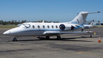 N602JC - Beechcraft 400A Beechjet - Jet Linx Aviation