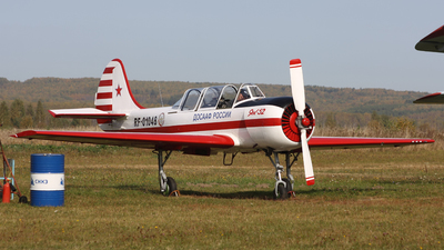 RF-01048 - Yakovlev Yak-52 - Russia - Defence Sports-Technical Organisation (ROSTO)