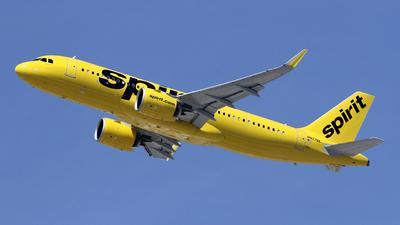 N937NK - Airbus A320-271N - Spirit Airlines