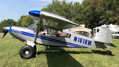 N1618W - Bearhawk Patrol - Private