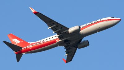 B-7633 - Boeing 737-89P - Shanghai Airlines