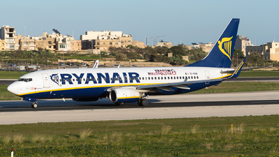 EI-ENK - Boeing 737-8AS - Ryanair