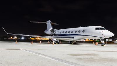 N13JS - Gulfstream G650 - Private