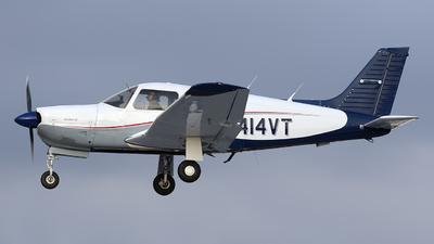 N414VT - Piper PA-28R-201T Turbo Arrow III - Private