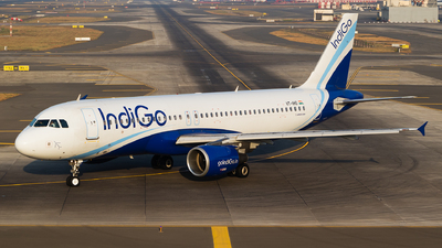 A picture of VTIHO - Airbus A320214 - IndiGo - © Akshay M