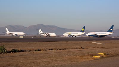 SCEL - Airport - Ramp