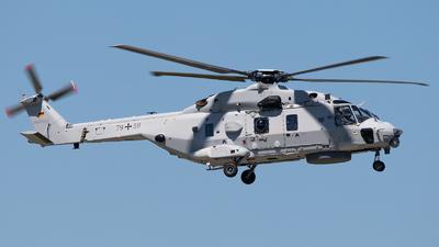 79-58 - NH Industries NH-90NTH Sea Lion - Germany - Navy