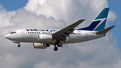 C-GWSL - Boeing 737-6CT - WestJet Airlines