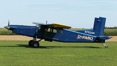 N752AK - Pilatus PC-6/B2-H2 Turbo Porter - Skydive Colibri