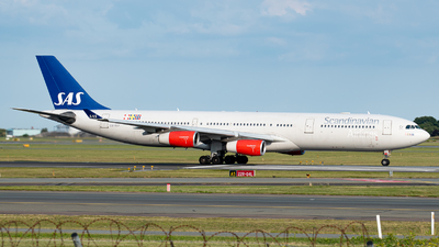 A picture of LNRKP - Airbus A340313 - [0167] - © Aaron Vancoillie