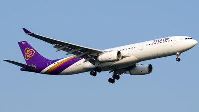 A picture of HSTEU - Airbus A330343 - Thai Airways - © Wafi Ammar - sv.Jet