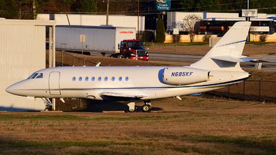 N685KF - Dassault Falcon 2000 - Private