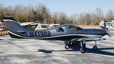 N419BB - Lancair-CIAC Legacy RG-550 - Private