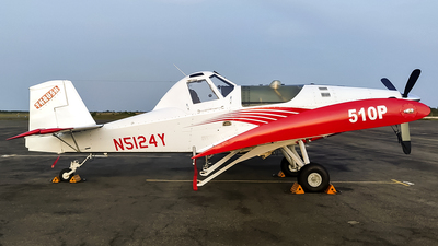 N5124Y - Thrush Aircraft S2R-T34 - Private