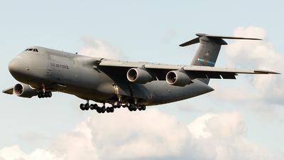 87-0036 - Lockheed C-5M Super Galaxy - United States - US Air Force (USAF)