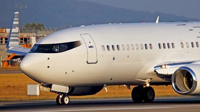 N2708E - Boeing 737-7LT(BBJ)  - Wells Fargo Bank Northwest (WFBN)