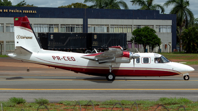 PR-CED - Rockwell 690A Turbo Commander - Private