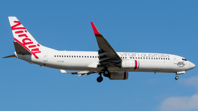 A picture of VHVON - Boeing 7378FE - Virgin Australia - © ChrisLait