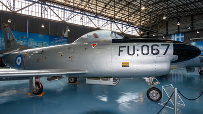 52-10067 - North American F-86D Sabre - Greece - Air Force