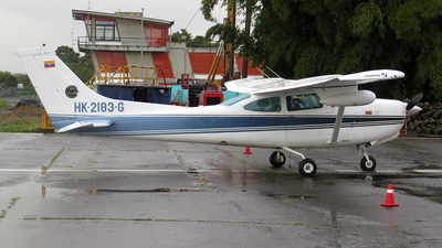 HK-2183-G - Cessna 182R Skylane - Private