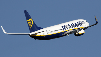A picture of EIENP - Boeing 7378AS - Ryanair - © Jeroen Stroes