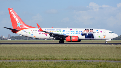PH-CDF - Boeing 737-804 - Corendon Dutch Airlines