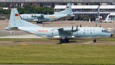 10659 - Shaanxi Y-9 - China - Air Force