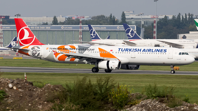 TC-JRO - Airbus A321-232 - Turkish Airlines