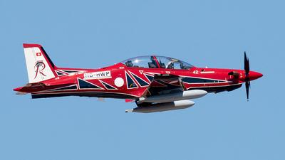 A picture of HBHWP - Pilatus PC21 - Pilatus Flugzeugwerke - © Enzo Gattullo - Plane Spotters Bari