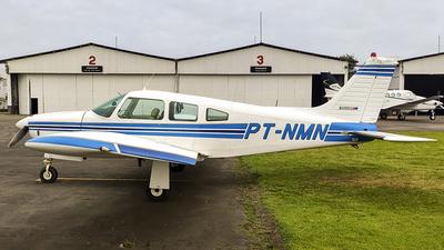 PT-NMN - Embraer EMB-711C Corisco - Private