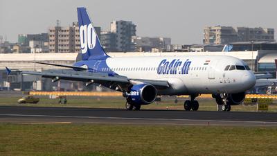 VT-WAI - Airbus A320-214 - Go Air